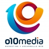 logotipo o10media (Teruel)